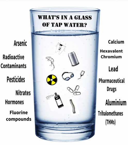 is tap water healthy